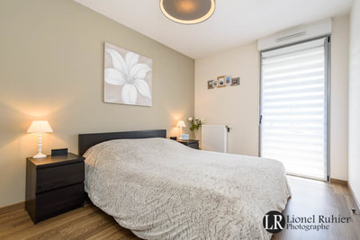 photographe immobilier toulouse chambre a coucher