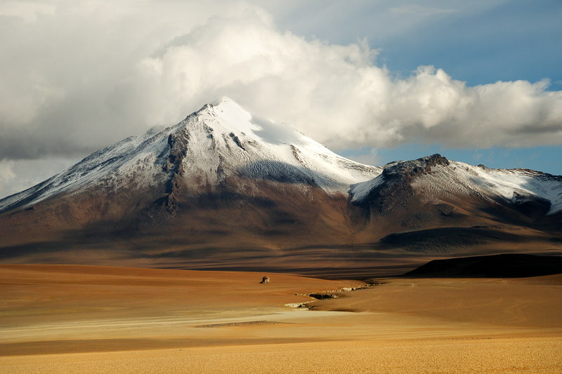 Photo Bolivie Altiplano - desert Dali